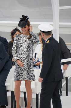 She Hides It Well. Near a delivery of her own, pregnant Kate Middletown prepares to christen Princess Cruises' newly delivered Royal Princess. William Wales, Princess Cruises, Duke Of Cambridge, Royal Princess, Duke And Duchess, Kate Middleton, Christening, Delivery, Couples