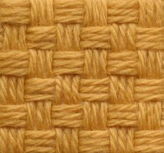 The Wicker Stitch is a textured filling stitch that resembles a woven, wicker basket.