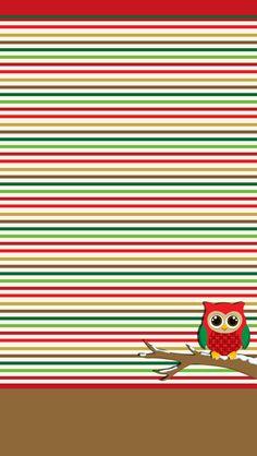 Owl Wallpaper, Hello Kitty Wallpaper, Cellphone Wallpaper, Colorful Wallpaper, Wallpaper Backgrounds, Phone Backgrounds, Owl Background, Christmas Wallpaper Free, Owl Clip Art
