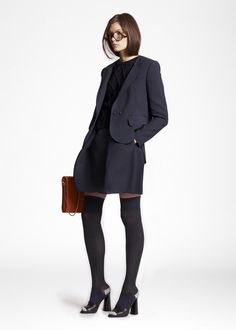 Carven Pre-Fall 2013 - Review - Collections - Vogue