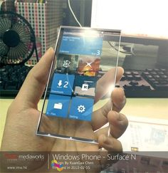 Windows Phone Concept