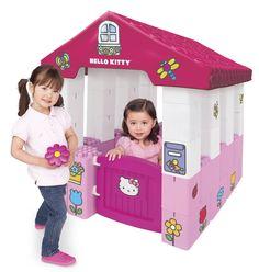 Mega Bloks 10895 - Mega Play - Hello Kitty Haus: Amazon.de: Spielzeug