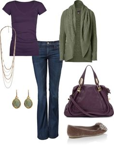 """LLOOVVEE!!!  """"green,purple"""" by andwegodancing ❤ liked on Polyvore"""