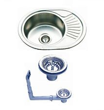 small sink and drainer