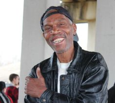 "Skip!. Love and miss this guy ... Gave him ""a just thinking of you"" card right before his death earlier this year."