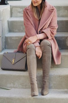 fashforfashion -♛ FASHION and STYLE INSPIRATIONS♛ - best outfit ideas: overknees