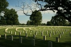 Stones River National Cemetery - Murfreesboro, Tennessee