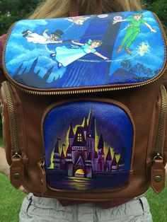 NOT AVAILABLE UNTIL 1/17: Disney Painted by theartoftraveling