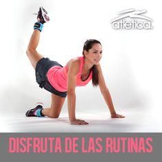 ¡Disfruta de tus rutinas! De esta manera las convertirás en hábitos #CambiaElJuego