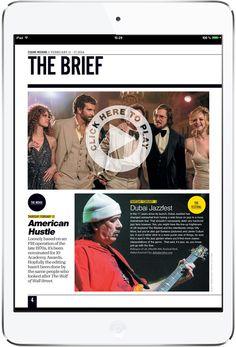 Esquire Weekend Digital Magazine. More on www.magpla.net MagPlanet #TabletMagazine #DigitalMag