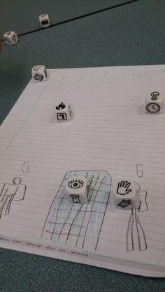 use story cubes to add to clients picture - Fantastisch Garageneinfahrt Am Hangil