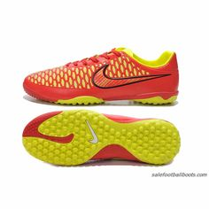 Nike Magista Onda TF Red Yellow  61.99 168c11aa53639