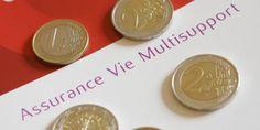 Assurance vie : la baisse programmée des fonds en euros - Capital.fr Assurance Habitation, Assurance Vie, Finance, Money, Personalized Items, Finance Tips, Management, Real Estate, Envelope