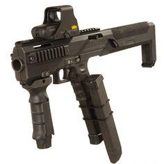 Hera Arms Glock 17 Carbine