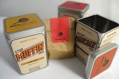 MANKitchen Identity & Packaging on Behance