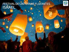 Ir a un festival de linternas flotantes en #Tailandia ✨