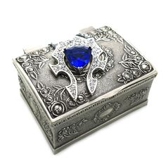 Platinum Plated World of Warcraft Horde Pendant Necklace with Jewelry Box,Great gift for World of Warcraft Fans