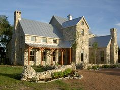 Hill Country house
