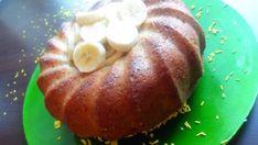 FOTORECEPT: Jemná banánová bábovka - Recept pre každého kuchára, množstvo receptov pre pečenie a varenie. Recepty pre chutný život. Slovenské jedlá a medzinárodná kuchyňa Pancakes, Breakfast, Food, Morning Coffee, Essen, Pancake, Meals, Yemek, Eten
