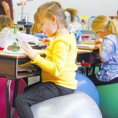 Les enfants atteints du TDAH se concentrent mieux lorsqu'ils bougent en même temps | PsychoMédia