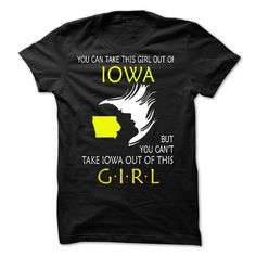 IOWA GIRL-Limited Edition ! - #gift for teens #cute gift. MORE INFO => https://www.sunfrog.com/States/IOWA-GIRL-Limited-Edition--17120297-Guys.html?68278