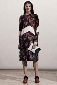 Thakoon défilés pré-collections automne-hiver 2015-2016 #mode #fashion
