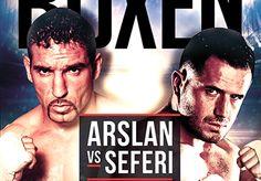 Das Box-Event am 17. September zwischen dem Lokalmatadoren Firat Arslan und dem…