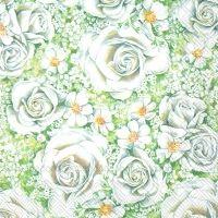 napkins motives flower - Wimmel Napkins