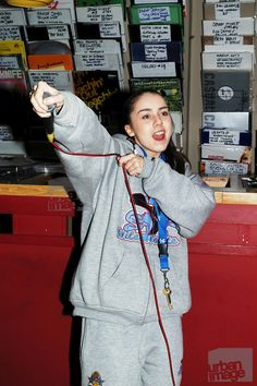Lady Sovereign in the old grime scene maybe I could put some old school grime into it Lady Sovereign, City Slickers, Beastie Boys, Music Magazines, Hip Hop Rap, Eminem, Music Is Life, Old School, Random Stuff