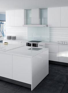 La elegancia de la sencillez, crea espacios como el que te enseñamos hoy. Diseño, funcionalidad y estilo para crear la cocina con la que siempre habías soñado.  #muebles #cocina #cocinaecológica #modelos #diseños #kitchen #calidad #cocinascom #cocinasblancas
