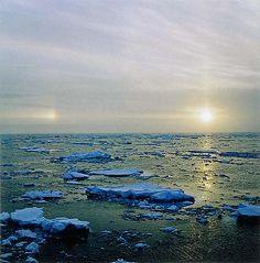 Spurious Sun, Amundsen Sea, Antarctica, January 24, 1976