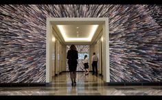ESI transformed the lobby of Terrell Place in Washington, DC, with 1,700-square-feet of motion-activated media. Technology and media are seamlessly integrated into…
