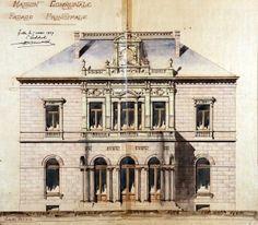 Inventaire du patrimoine architectural - Bruxelles - Ixelles