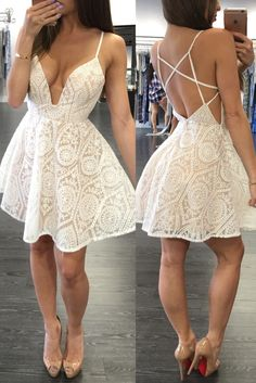 The best wedding dresses Backless Homecoming Dresses, Cute Prom Dresses, Best Wedding Dresses, Sexy Dresses, Beautiful Dresses, Dress Outfits, Strapless Dress, Lace Dress, Casual Dresses
