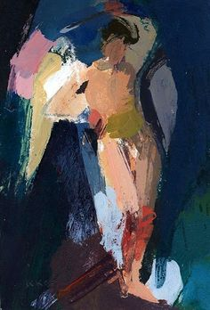 Ken Kewley, Standing Eros Shooting his Bow (after de Parme) , 2006 - 52 Nudes through Art History series
