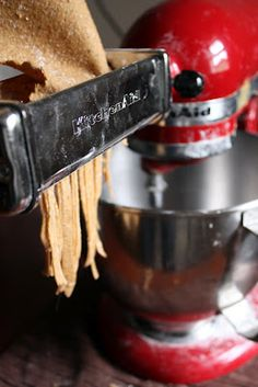 Whole wheat pasta recipe