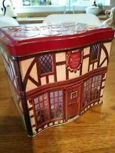 Vintage Kenco Coffee Shaped Shop Biscuit Tin Advertising Collectable London VGC | eBay Coffee Tin, Box Houses, Tea Cakes, Biscuits, Advertising, London, Shapes, Ebay, Shopping