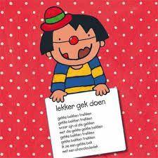 Afbeeldingsresultaat voor kinderboek gek doen