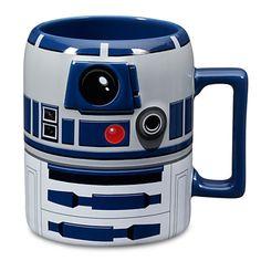 R2-D2 Mug | #StarWars #Mug #R2D2