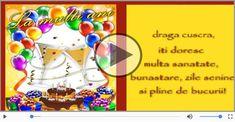 Felicitari muzicale de zi de nastere pentru Cuscra | felicitarimuzicale.com Cereal, Breakfast Cereal, Corn Flakes