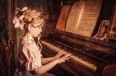 Young pianist by Mila Jackson on 500px