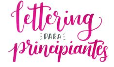 10 TIPS: Cómo Hacer Lettering Para Principiantes | Hola Lettering Lettering Tutorial, Lettering Design, Bullet Journal School, Pretty Notes, Scrapbook, Letters, Thoughts, Letter Designs, Flourishes