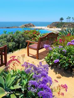 Time to relax and take in the view Beautiful Nature Wallpaper, Beautiful Landscapes, Beautiful Gardens, Beautiful Places To Travel, Beautiful Beaches, Cool Places To Visit, Nature Pictures, Beautiful Pictures, Foto Picture