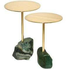 Pair of Side Tables Designed by Superego
