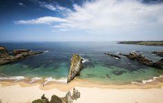 Playa de Mexota, Asturias