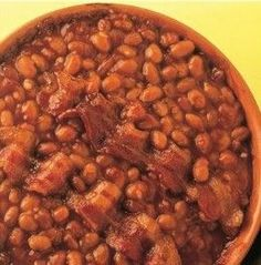 Recipe: Chuckwagon Beans