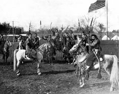 The popularization of Arabians in the U.S. began with 45 Arabian horses that came from the Arabian desert to the Chicago World's Fair in 1893. Included in that group was the mare *Nejdme (left) that became the first Arabian horse registered in the United States in 1908. #ArabianHorses #History