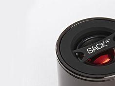 SACKit-WOOFit s | feketekróm | designgrund Smart Watch, Bluetooth, Design, Smartwatch