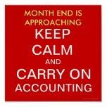 Carry on accounting