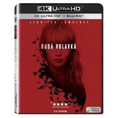 Blu-ray Rudá volavka, Red Sparrow, UHD + BD, CZ dabing | Elpéčko - Predaj vinylových LP platní, hudobných CD a Blu-ray filmov Red Sparrow, Jennifer Lawrence, J Law